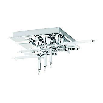 Treillis Chrome onze encastré luminaire - projecteur 3711-11CC