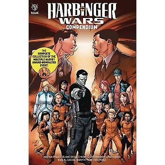 Harbinger Wars Compendium by Harbinger Wars Compendium - 978168215261