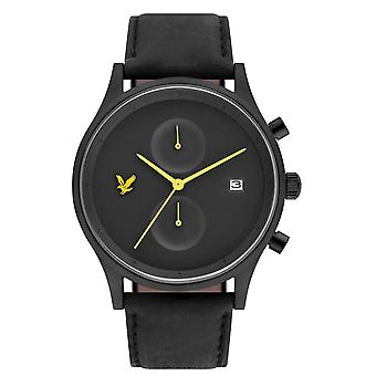 Lyle and Scott The Hope Watch - Black/Black