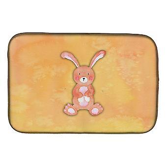 Carolines Treasures BB7383DDM kanin akvarell oppvask tørking matte