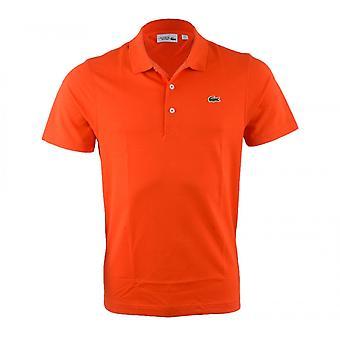 Hombres Lacoste Sport algodón, camisa de Polo - L1230 F8C