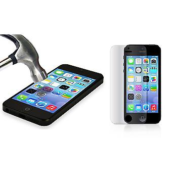 KuKu Mobile Premium gehard glas screen protector voor Apple iPhone 5/5s-Clear
