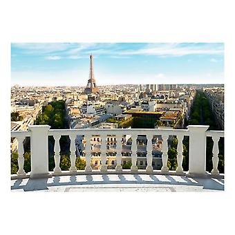 Artgeist Wallpaper Paris at noon (Decoration , Wall murals , Wall murals standard)