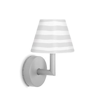 Fatboy  Add The Wally USB Chargeable Wall Light In Grey