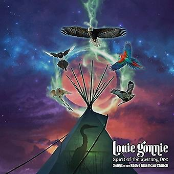 Louie Gonnie - Spirit of the Swirling One: Songs of the Nac [CD] USA import