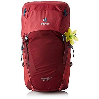 Deuter Speed Lite 24 SL - Unisex-Adult Backpack - Red (Maron/Cardinal) - 24x36x455 (W x H x L)