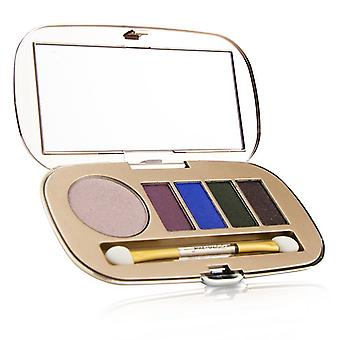 Jane Iredale Let's Party Eyeshadow Kit (5x Eyeshadow 1x Applicator) - 9.6g/0.34oz