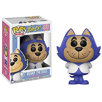 Hanna Barbera Benny the Ball (with chase) Pop! Vinyl