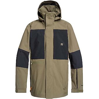 DC Command Snow Jacket in Olive Night