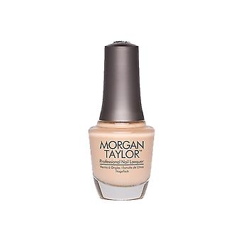 Morgan Taylor In The Nude Smooth Long Lasting Chip Resistant Nail Polish Lacquer