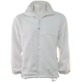 Bowlswear omkeerbare waterdichte jas met anti pil fleece