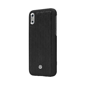 Marvêlle iPhone X/Xs Magnetic Case Black Signature