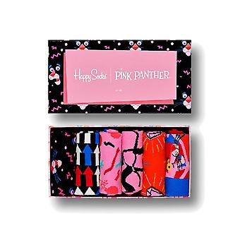 Happy Socks Pink Panther Collector Gift Box Set - 3 Pack