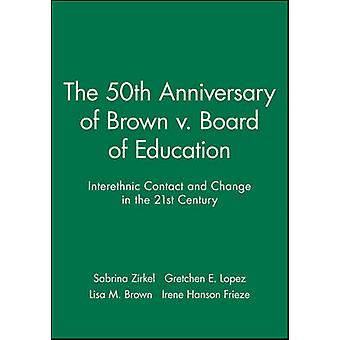 50th Anniversary of Brown v. Board by Zirkel