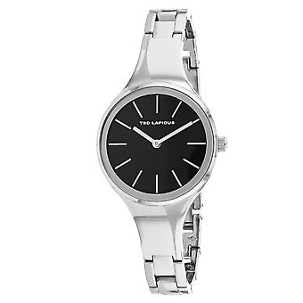 Ted Lapidus Femmes apos;s Classic Black Dial Watch - A0722ANIW