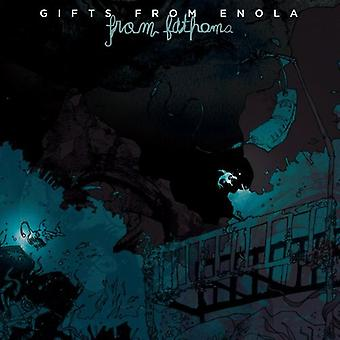 Gifts From Enola - From Fathoms [CD] USA import
