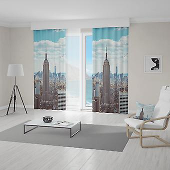 Meesoz Curtain - Empire State Building