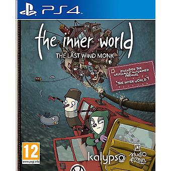 The Inner World The Last Wind Monk PS4 Game (GCAM Rating - English/Arabic Box)