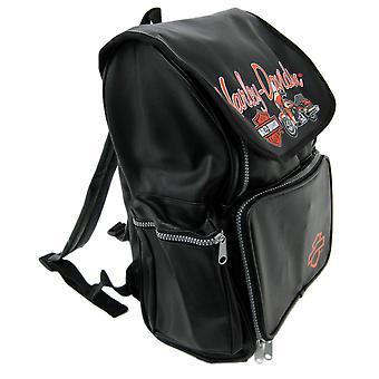 Kids Licensed Harley-Davidson Vinyl Backpack