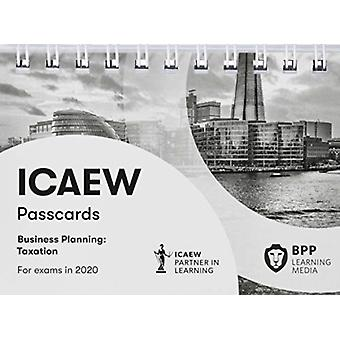 ICAEW Business Planning Taxation