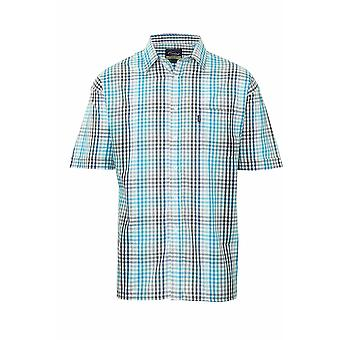 Champion Mens Country Kelso Casual Short Sleeve Shirt