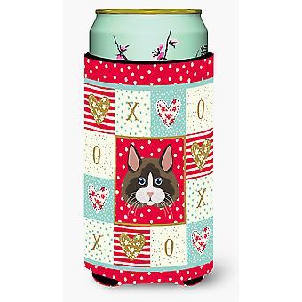 Carolines Treasures  CK5153TBC Ragdoll Cat Tall Boy Beverage Insulator Hugger