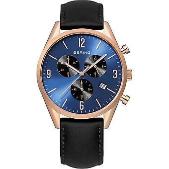 Bering kellot miesten katsella klassinen Chronograph 10542-567