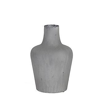 Light & Living Vase Deco 15x26cm Grado Cement