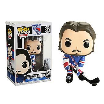 NHL Rangers Mats Zuccarello Pop! Vinyle