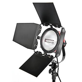 BRESSER SG-800D halogeen Studio lamp tot 800 W + dimmer