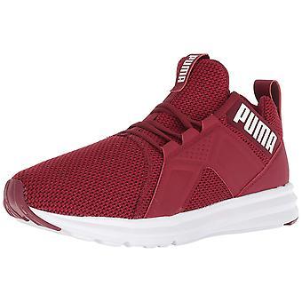 Puma Mens Enzo Web Stoff geschlossen Zehen Slip auf Schuhe