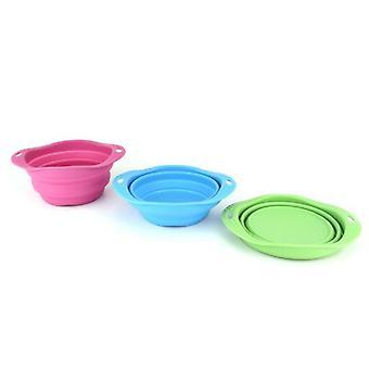 Beco resor skål Azul (hundar, skålar, matare & vattenautomater)