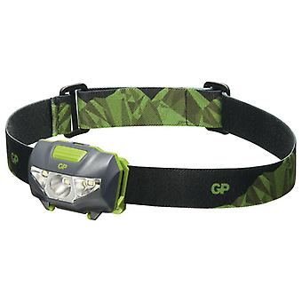 GP Batteries GPACTCH32000 GP Discovery CH32 Entry Level Head Torch with 3 AAA
