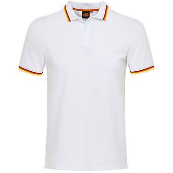 Sundek Cotton Pique Tipped Brice Polo Shirt