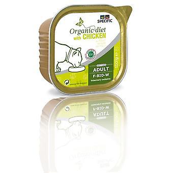 Specific F-BIO-W  Organic Diet Pollo (Cats , Cat Food , Wet Food)