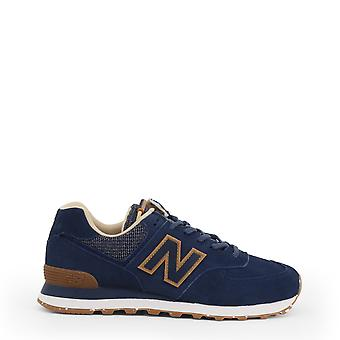 New Balance Original Men All Year Sneakers Blue Color - 73005