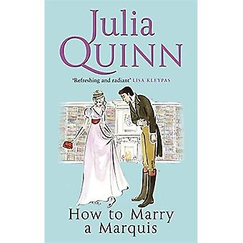 Hur att gifta sig med en markis