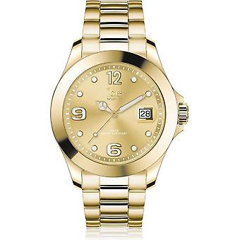 Ice Watch Watch Unisex ICE staal Classic Light gold Small 017319