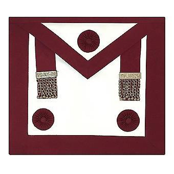 Provincial stewards apron (rosettes)