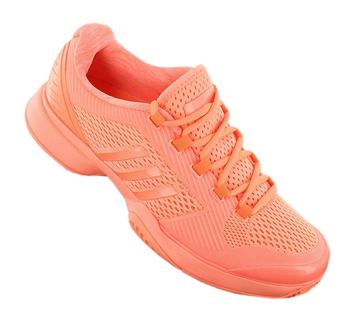 adidas Barricade aSMC - Stella McCartney - Tennisschuhe Orange S78495 Sneakers Sportschuhe rRtFT