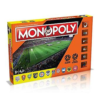 Monopoly - hyundai a-league editie