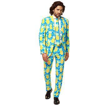 Costume Mr. Shineapple homme Opposuits
