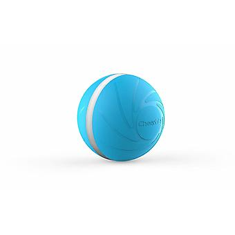 Wicked Ball - interactive toy for dog and cat - blue