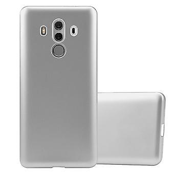Futerał Cadorabo do obudowy Huawei MATE 10 PRO - Elastyczna silikonowa obudowa na telefon TPU - silikonowa obudowa ochronna Ultra Slim Soft Back Cover Case Bumper