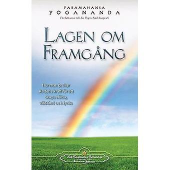 Lagen Om Framgang the Law of Success Swedish by Yogananda & Paramahansa