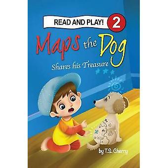 Sozo Key Maps the Dog Shares his treasure by T. S & Cherry