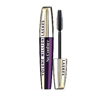 L'Oreal Paris Volume Million Lashes So Couture Black Mascara 9.5ml