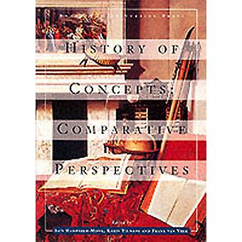 History of Concepts Comparative Perspectives by HampsherMonk & Ian
