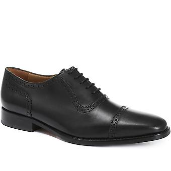 Jones Bootmaker Mens Leather Oxford Brogue