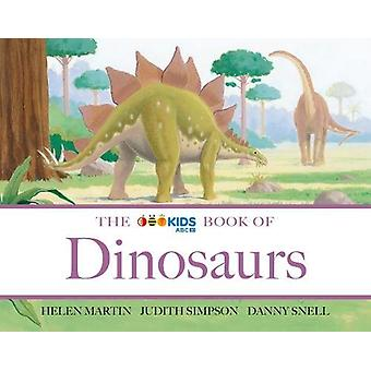 The ABC Book of Dinosaurs by Helen Martin - 9780733339264 Book